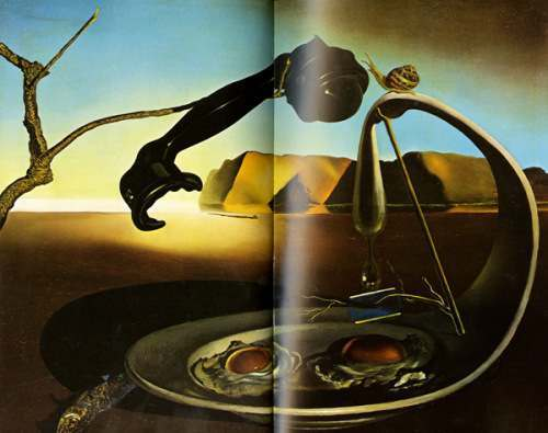 Salvador Dali Cookbook 2