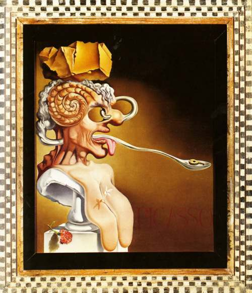 Salvador Dali Cookbook 322