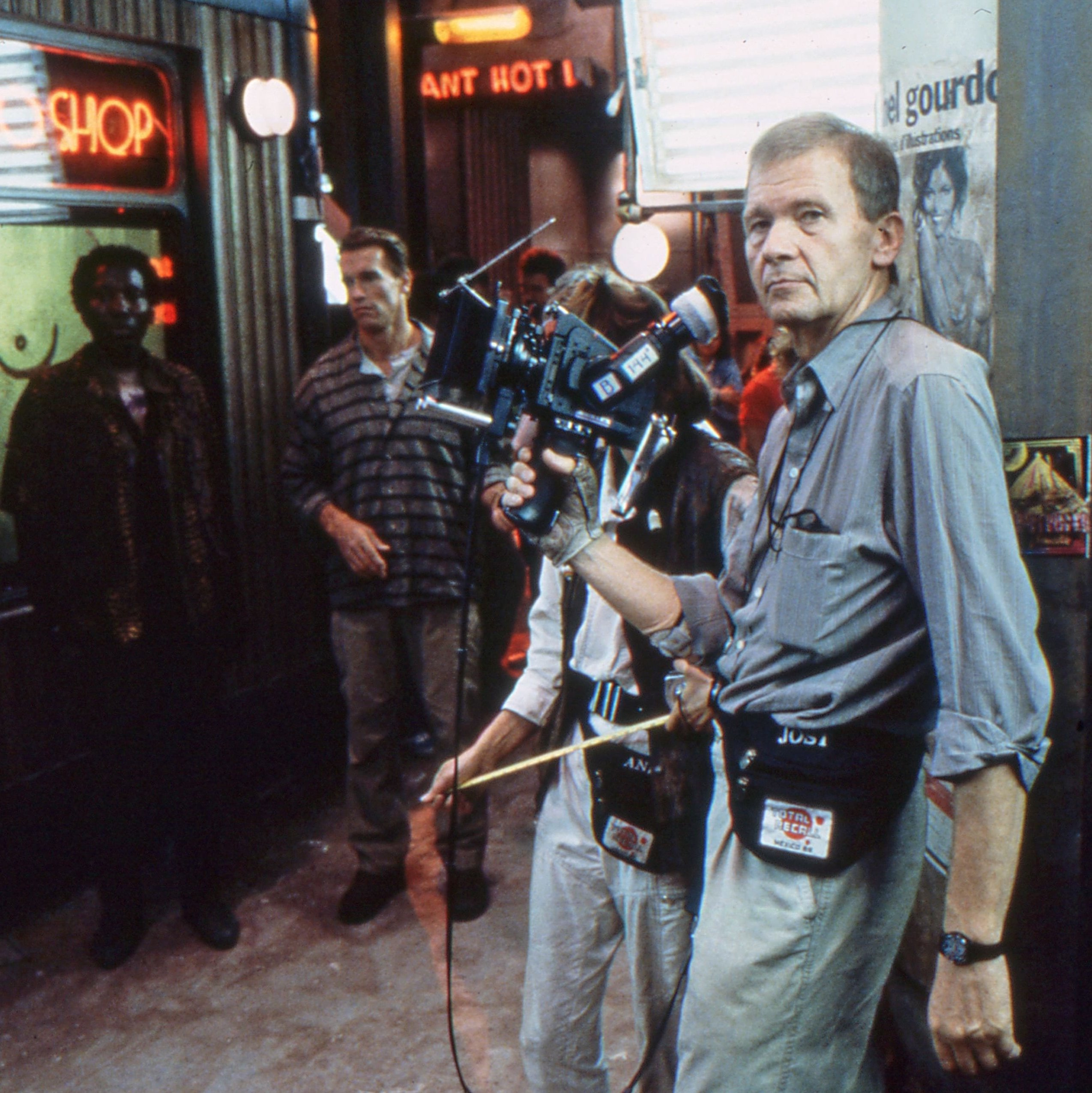 Remembering It Wholesale Behind The Scenes Of Total Recall 1990 Flashbak