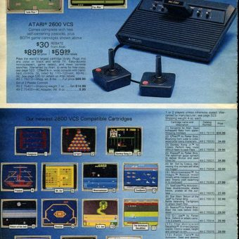 More Games, More Fun: Remembering the Atari VCS (1978)