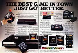 You Can't Beat the System: Remembering the Colecovision Game System (1982 – 1984)