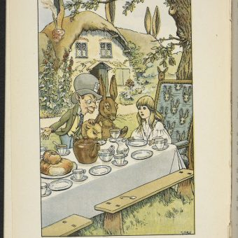 The Best Illustrations Of Alice In Wonderland At 150 Years Old