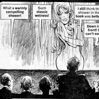 The Best Nude Scenes In MAD Magazine