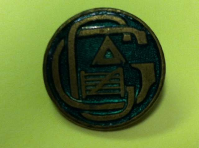 Gateways pin badge
