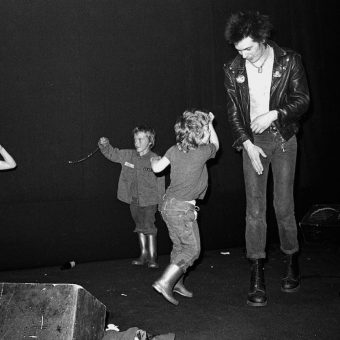 Candid Photos Of Sex Pistols Hell Raiser Sid Vicious As A Child Entertainer