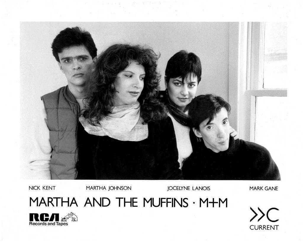 Martha and the Muffins