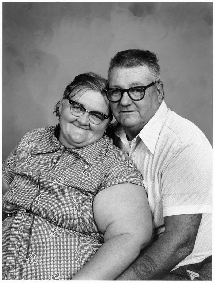 Farmer Couple, Woodland, California, 1979-1989
