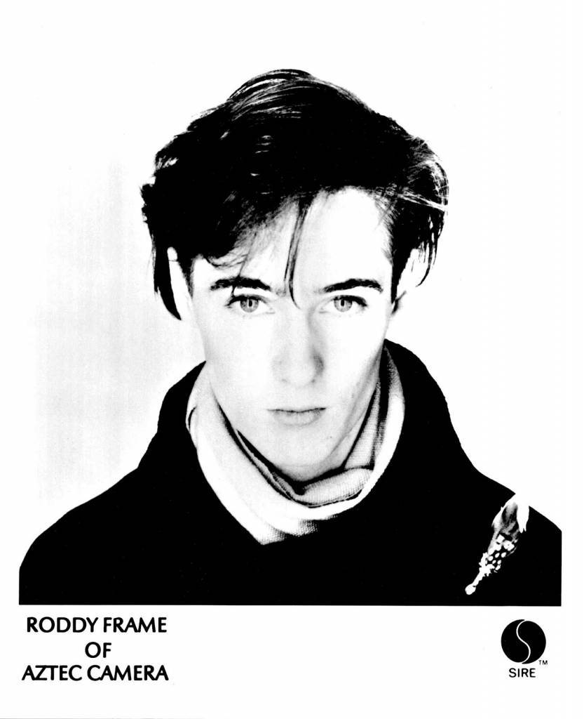 Roddy Frame of Aztec Camera