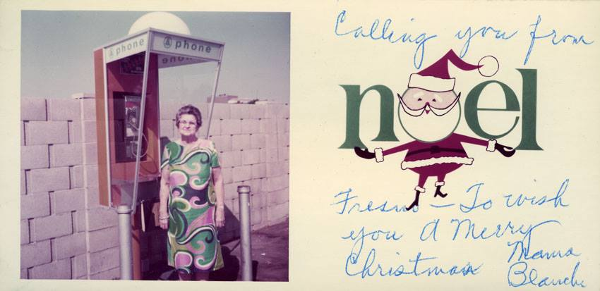 Vintage Homemade Christmas Cards To Cherish