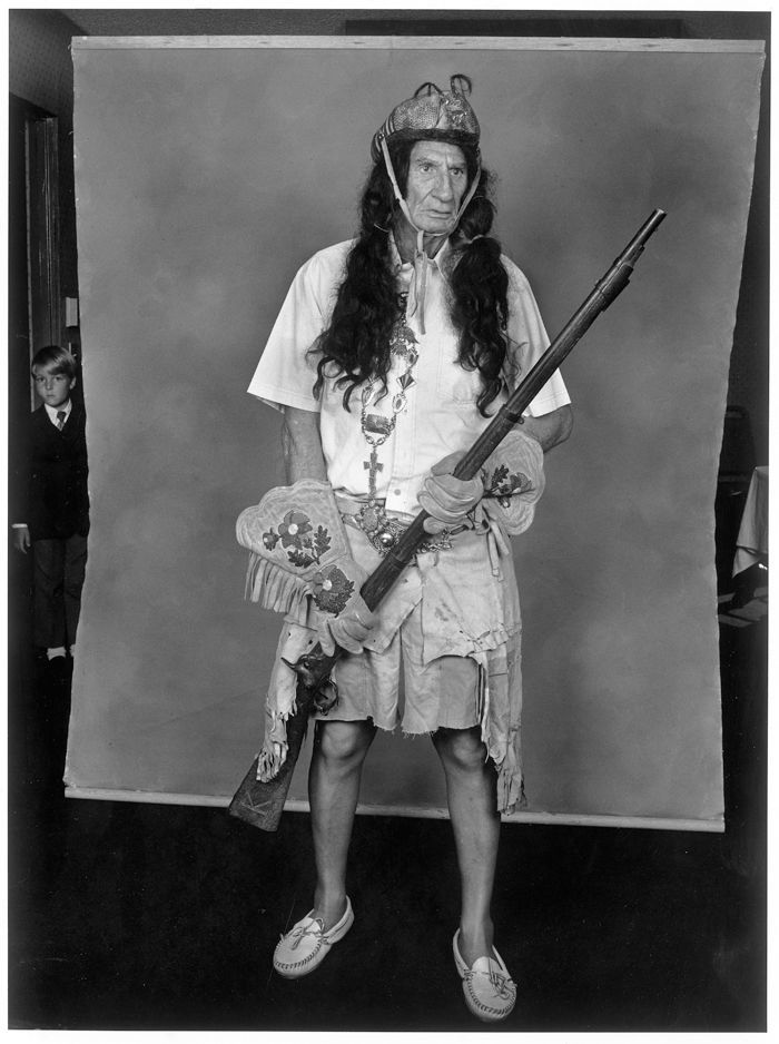 American Indian, Pheonix, Arizona, 1986