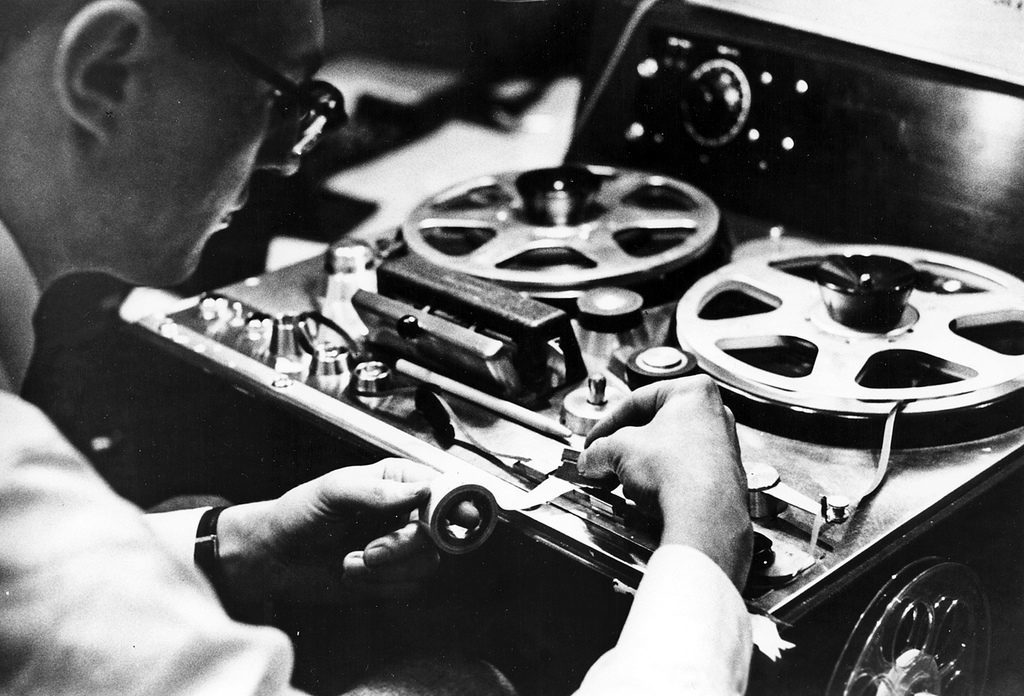 how records are made (1954)