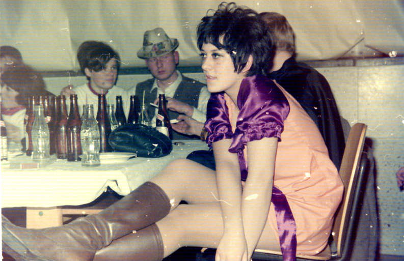 found photos 1970s mystery party