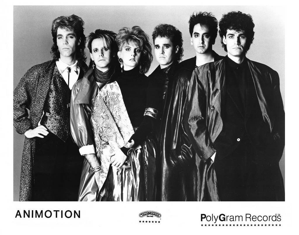 Animotion Press Photo Casablanca Records/USA (1986)