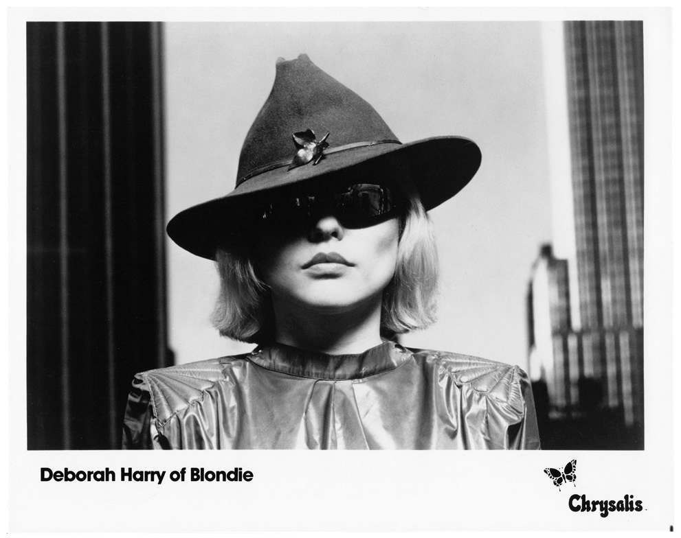 Debbie Harry of Blondie, Press Photo Chrysalis Records/USA (1979)