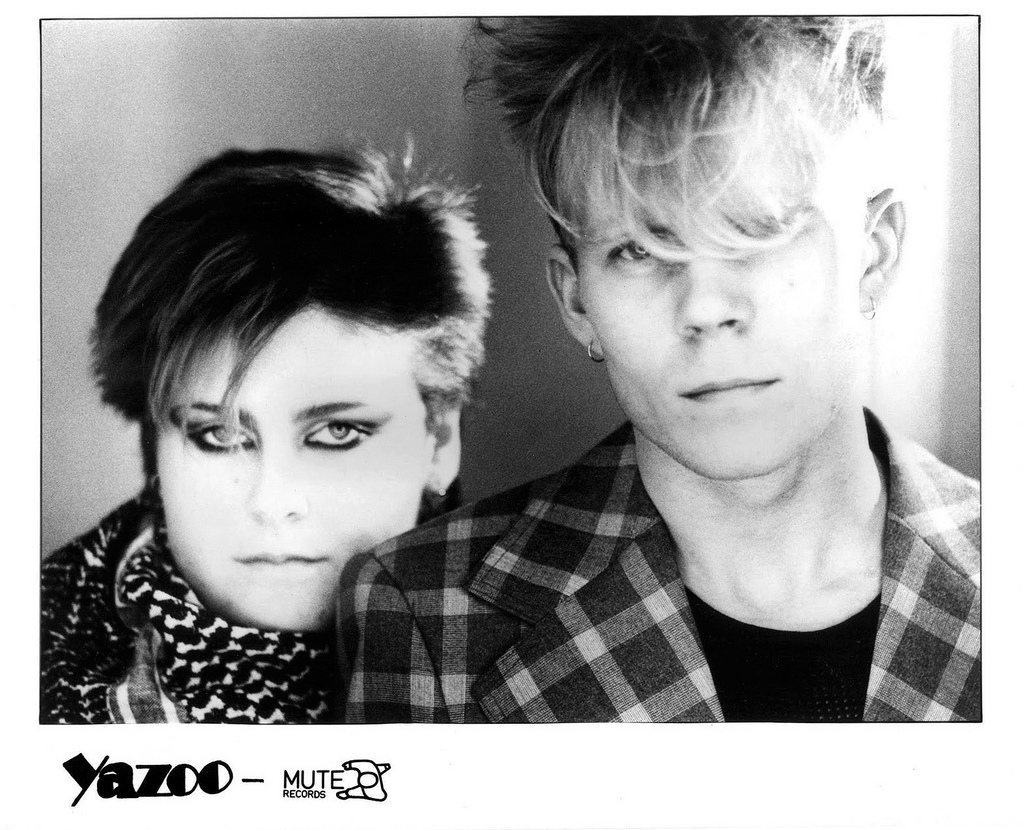 Yazoo Press Photo Mute Records/UK (1982)