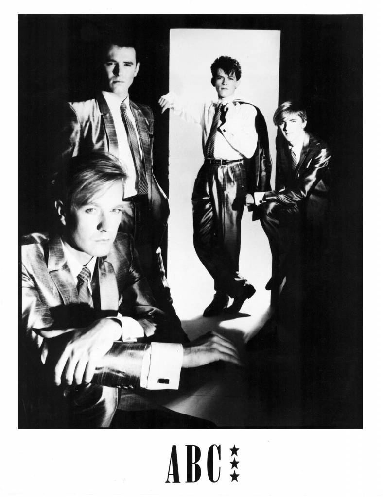 ABC Press Photo Mercury Records/USA (1982)