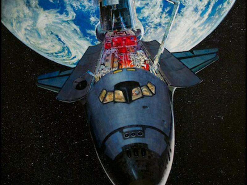 The Art Of Nasa Space Through The Eyes Of Andy Warhol