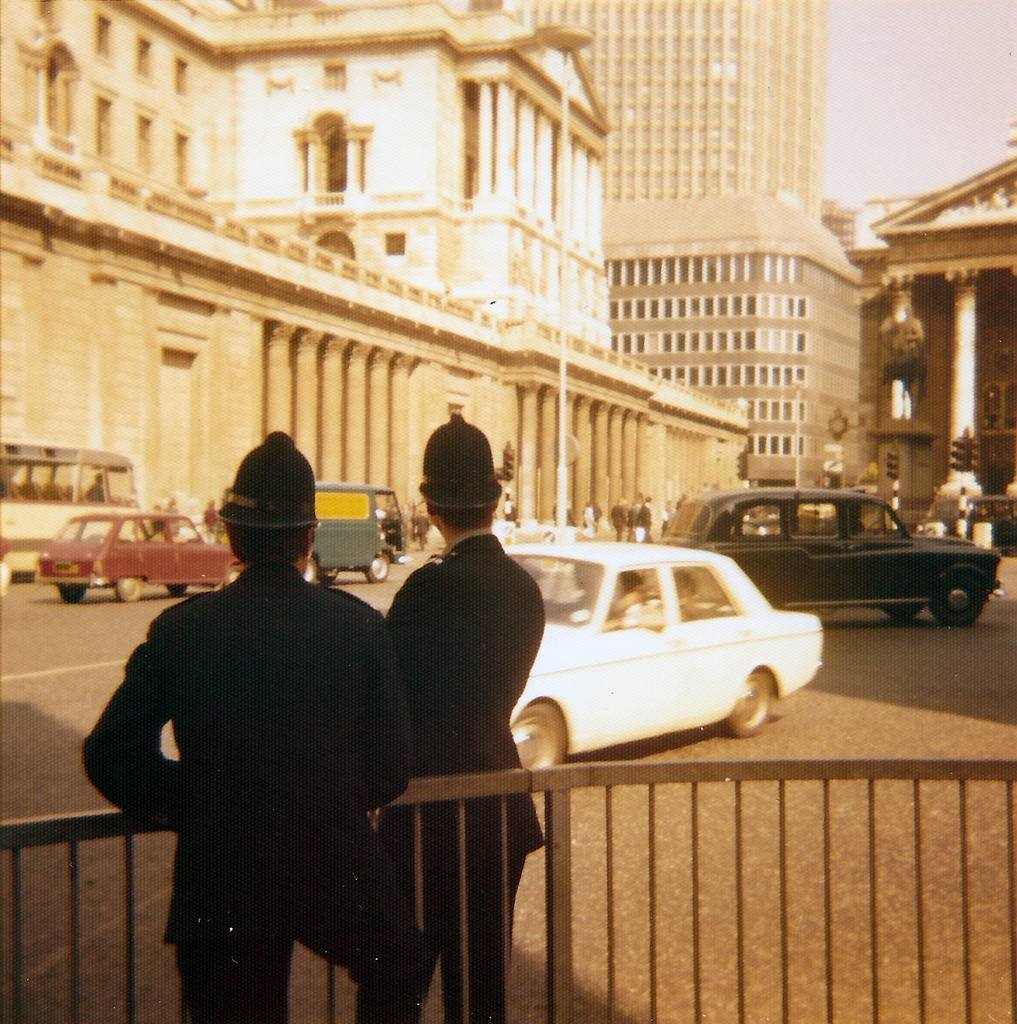 Bank of England 1974 Karl-Heinz Lilienthal