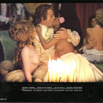 Wonderful Collection of Ephemera from Kubrick's Barry Lyndon