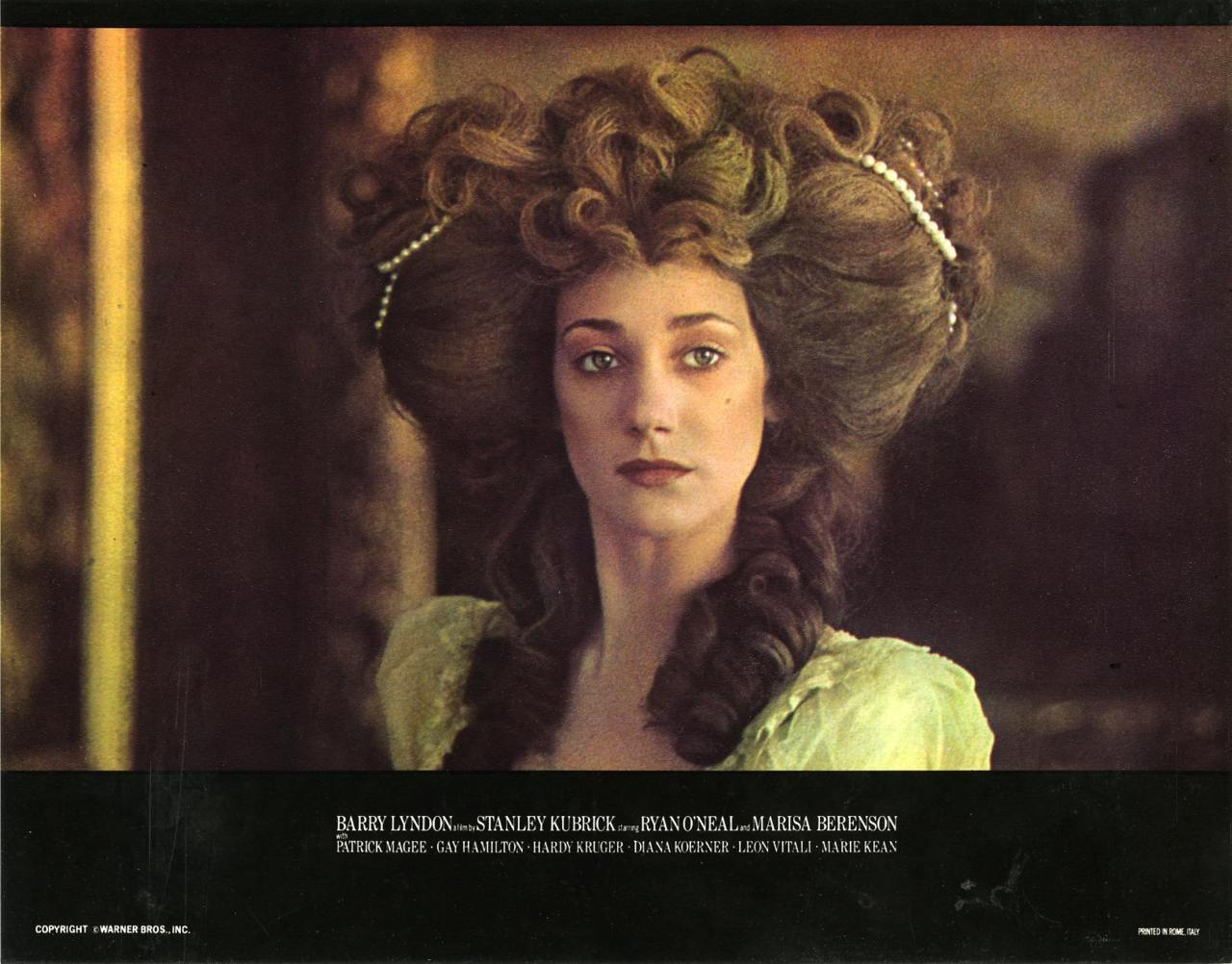 Barry Lyndon lobby card b