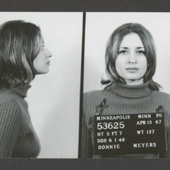 Mug Shots of Feckless Hippies And Other Juvenile Delinquents