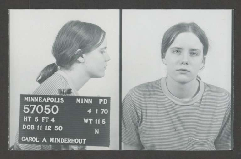 MUG SHOTS OF VARIOUS LUMPEN HIPPIES AND JUVENILE DELINQUENTS!