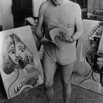 Picasso On Inspiration And The Magic Of Dust (1964)