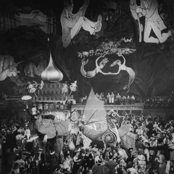 The Chelsea Arts Club Ball: Scandalous New Year's Eve Parties (1908-1958)