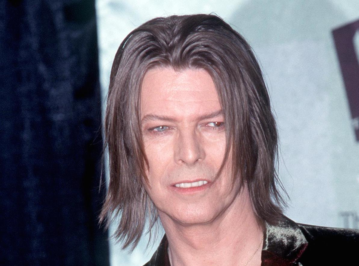 10/28/99 Las Vegas, NB. David Bowie at The WB Radio Music Awards, held at the Mandalay Bay Resort & Casino. Photo by Brenda Chase Online USA, Inc.