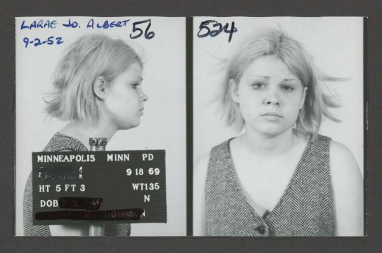 Mug Shots of Feckless Hippies And Other Juvenile ...