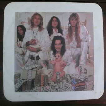 Vinyl Brilliance: Alice Cooper's Quadrupple Whammy