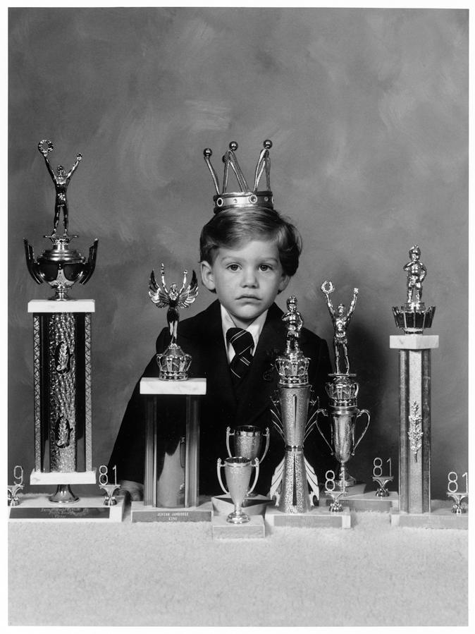 Fantaci World Pageant Prince Beauty Winner and Master Photogenic, Beaumont, Texas, 1981
