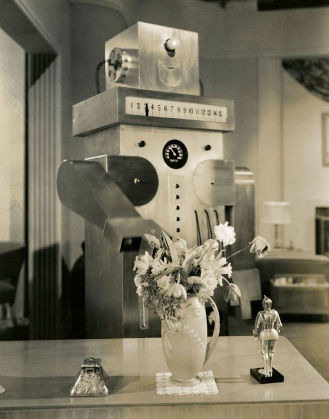roll-oh robot 1940