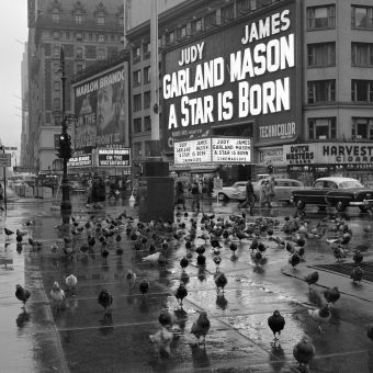 Great Photos Of Mid-Century New York City by Frank Oscar Larson