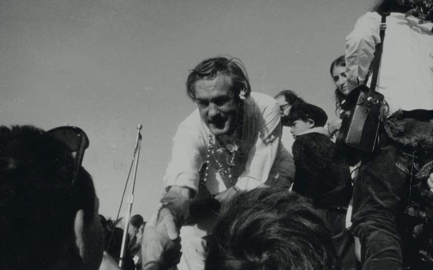 Timothy Leary, 1967