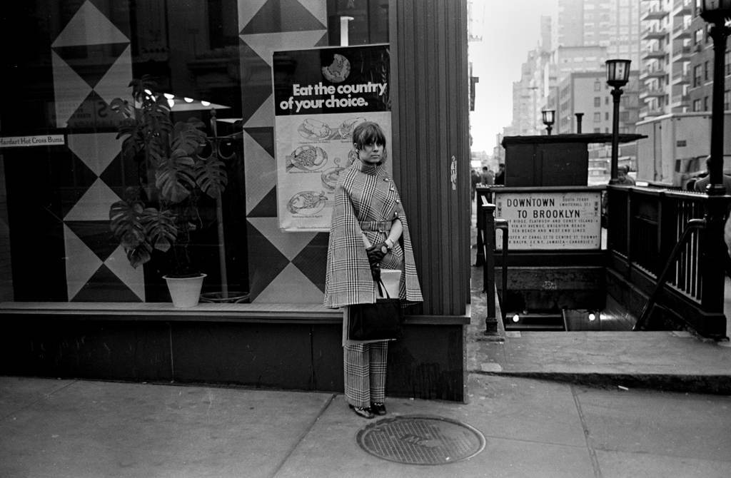 Tony Marciante Broadway and East 8th Street 1974