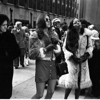 Pictures of a New York City St Patrick's Day Parade from 1974 by Tony Marciante