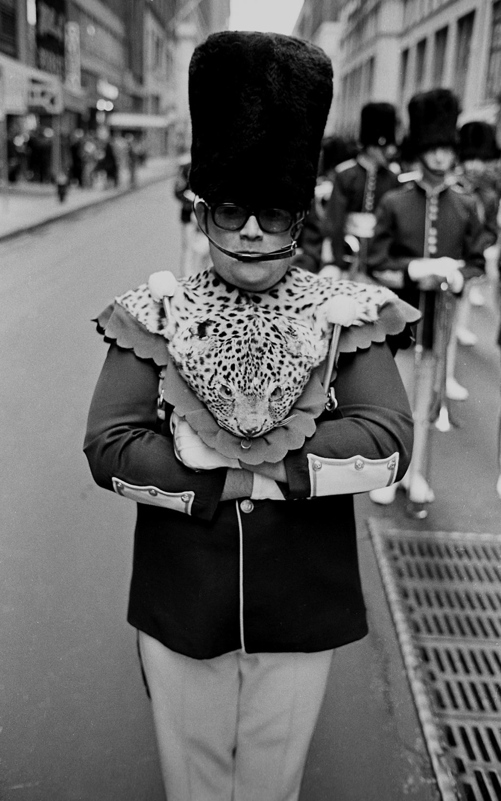 Tony Marciante Parade man 1974