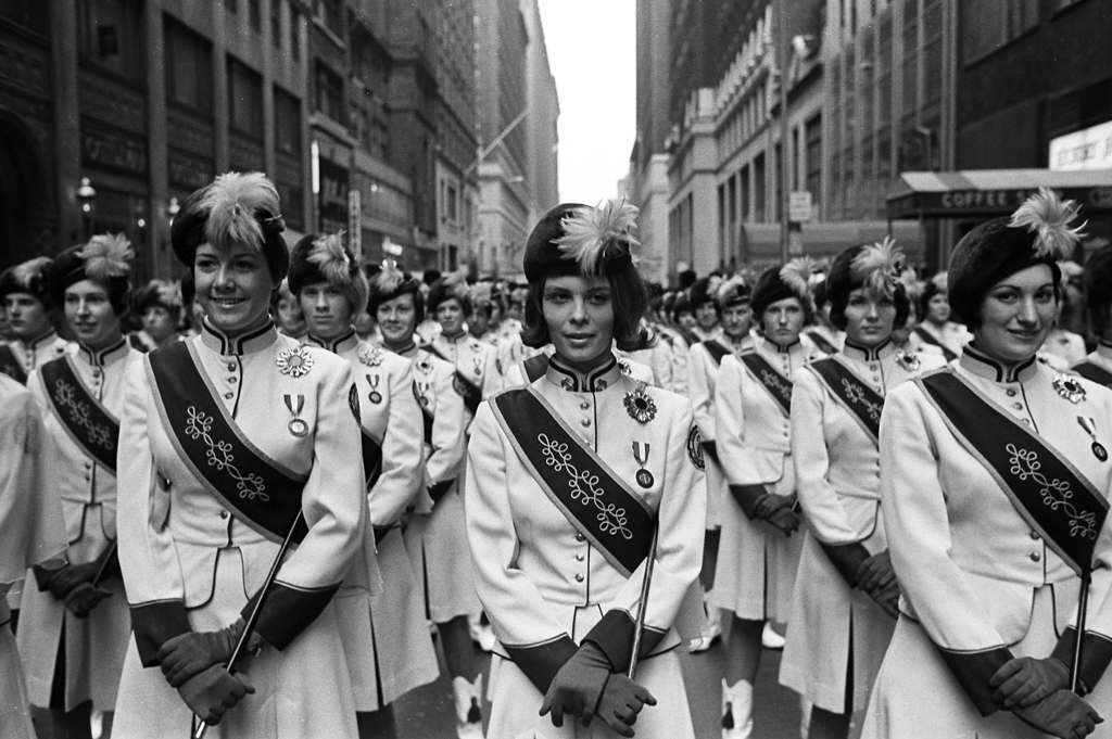 Tony Marciante parade nyc 1974