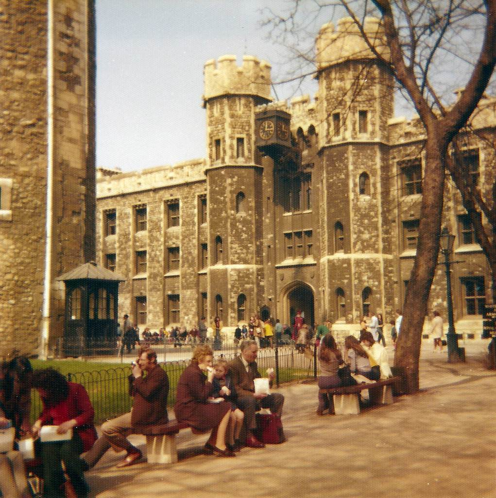 Tower of London 1974 Karl-Heinz Lilienthal