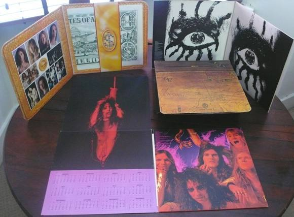 Vinyl Brilliance Alice Cooper S Quadrupple Whammy