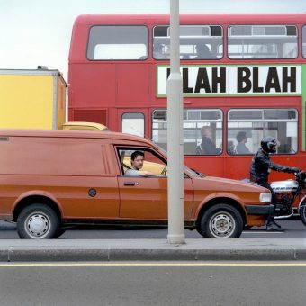London Drivers In The 1980s