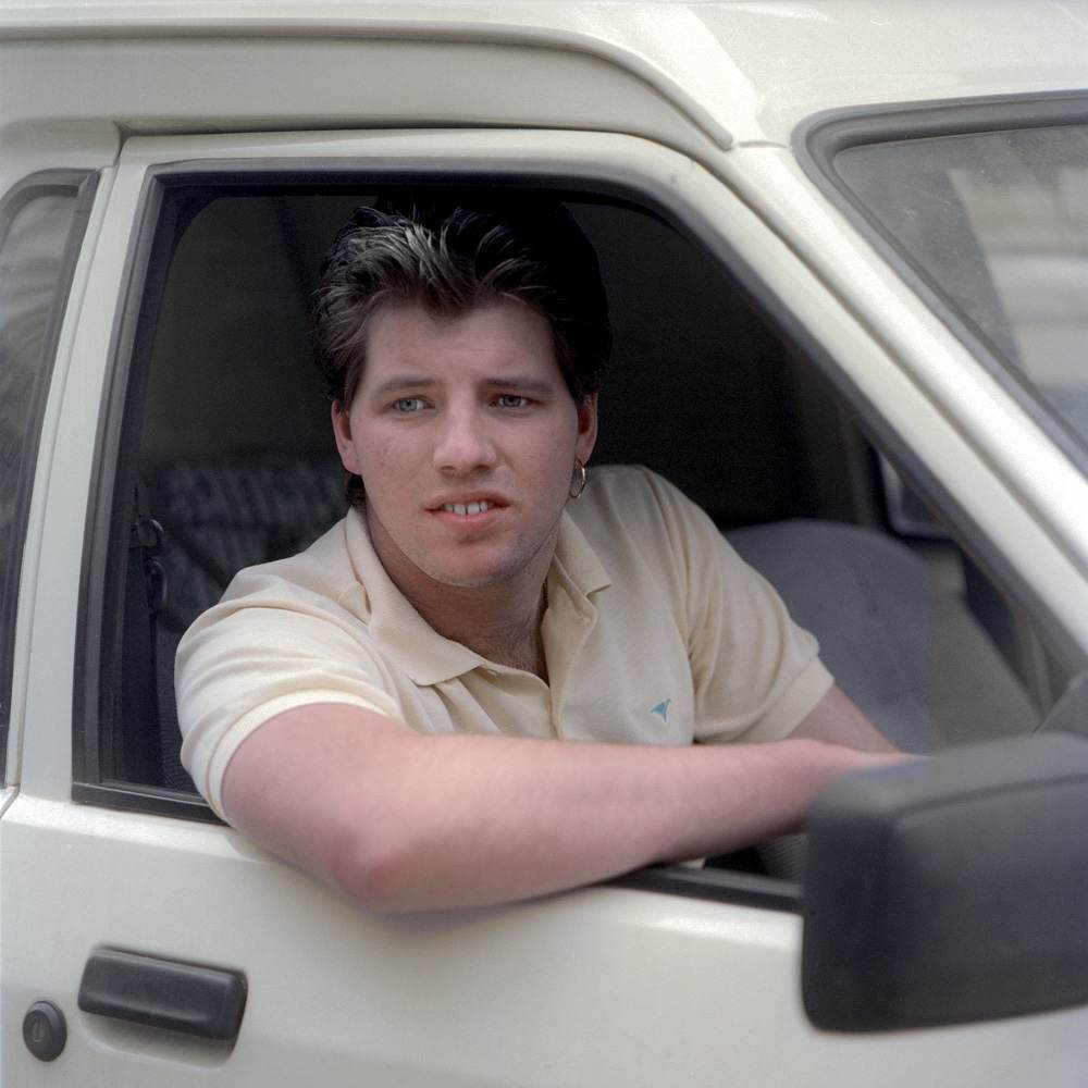 White Van Man 1987