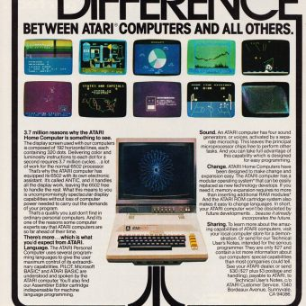 The Timeless Computer: Remembering the Atari 800