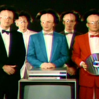 You Are Looking at The Future: Devo, Ray Charles, and Mr. Wizard for Pioneer Laserdiscs