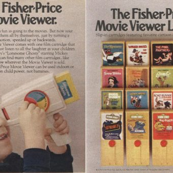 No Batteries Required: Remembering the Fisher Price Movie Viewer (1973)
