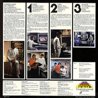 "Leonard Nimoy and Magnavox: ""The Brightest Ideas in the World Are Here to Play"""