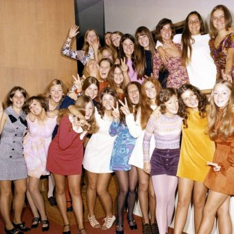 Miniskirts And Stairs: 1960s Women In Peril