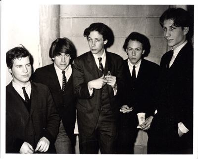 Iggy pop and the Prime Movers