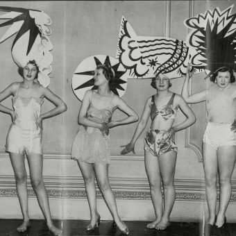 Glorious Pictures of the Scandalous Chelsea Arts Club Ball: (1908-1958)